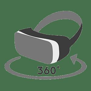 visori 360°